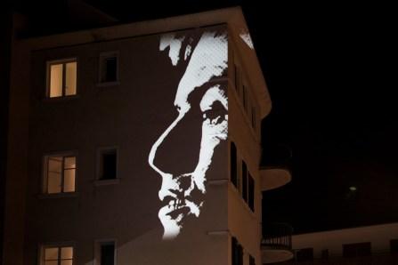 Julien Nonnon, Vision Art Festival 2018. Photo Credit Julie Strasser