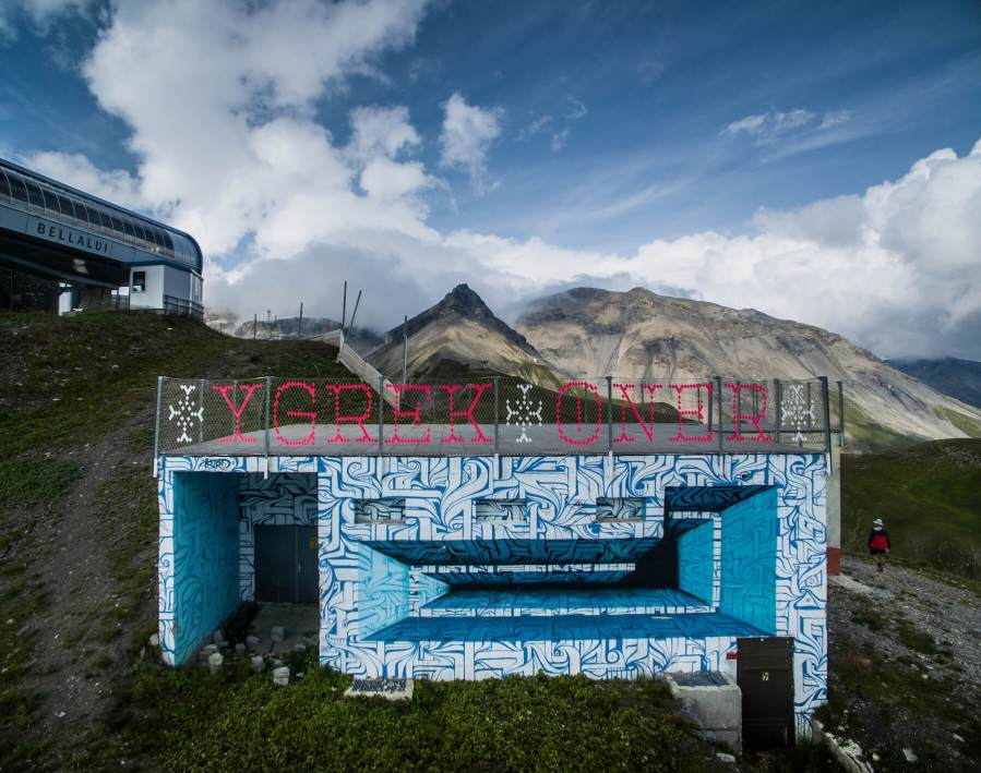 Ygrek1, Vision Art Festival 2018. Photo Credit Instagrafite