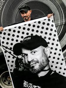 JR Inside Out Project, Crush Walls, RiNo Arts District, Denver 2018. Photo Credit Crush Walls