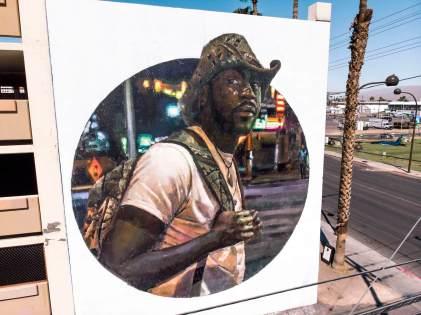 Sebas Velasco, Life is Beautiful 2018. Downtown Las Vegas. Photo Credit Justkids