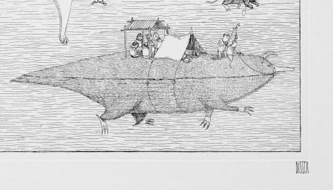 """Bisser """"Migration"""" Detail"""