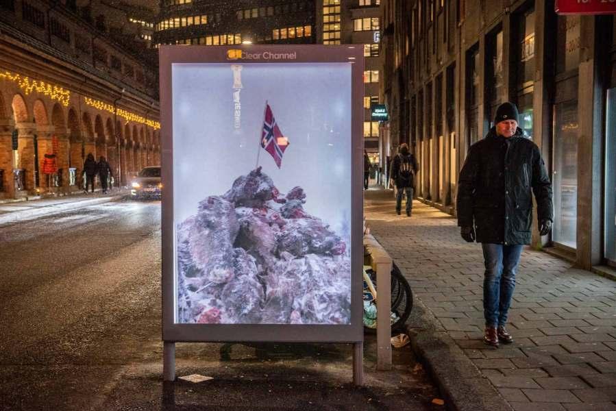 Subvertisers-reindeer-slaughter-Sámi-herder-human-rights-Norway-2018-pc-Per-Heimly-art-credit-Máret-Anne-Sara-20