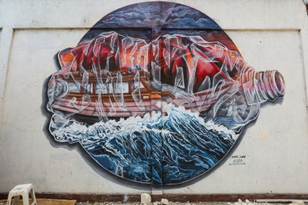 Marti-Lund-Sea-Walls-Murals-for-Oceans-Bali-2018-street-art-pangeaseed-pc-tre-packard-