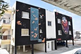 Ayia Napa Street Art Festival, Cyprus 2019