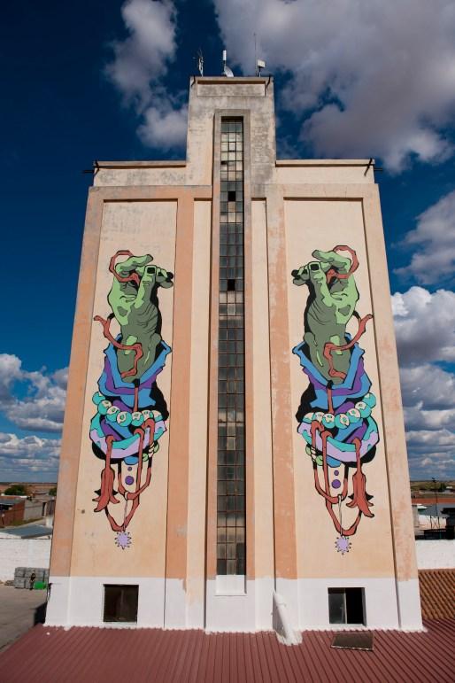 Bicicleta-Titanes-social-inclusion-silo-street-art-museum-the-plain-of-La-Mancha-ciudad-real-pc-Elchino-Po-4