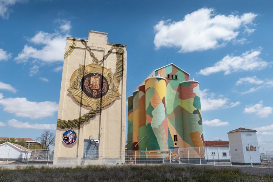 Equipo-Plástico-Titanes-social-inclusion-silo-street-art-museum-the-plain-of-La-Mancha-ciudad-real-pc-Elchino-Po-4
