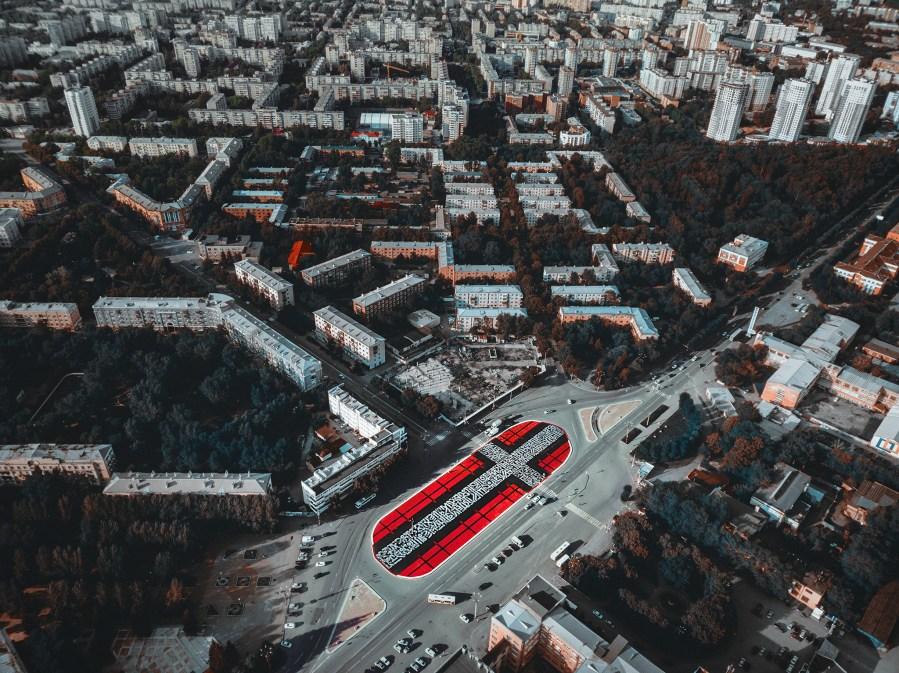 Pokras-Lampas-Kazimir-Malevich-Stenograffia-street-Art-Festival-2019-Yekaterinburg-Russia-Pc-Albert-Gabsatarov-Dmitry-Bychkovsky-3