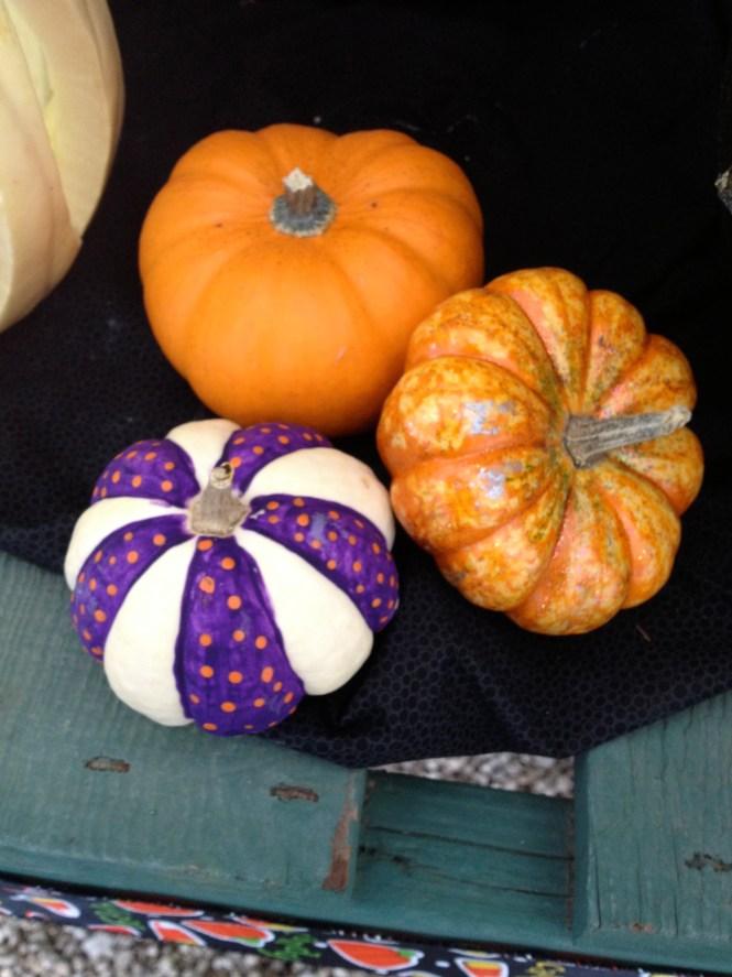 Pumpkin Group End