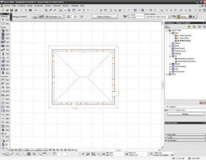 Layout con archicad 12 1