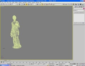 Creare un oggetto proxy con 3d studio max e vray 04