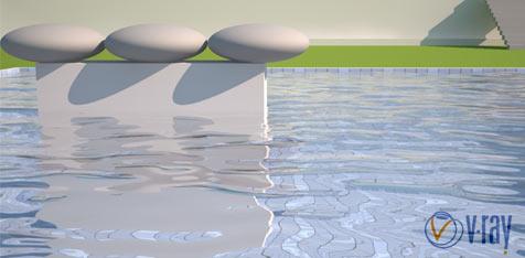 Pool Caustics