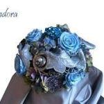 Ramo de novia vintage Pandora 111 ok
