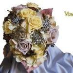 Ramo de novia vintage Venecia 111 ok