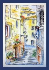 Postkarte Campiglia