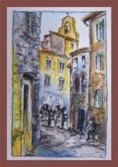 Postkarte Campiglia2
