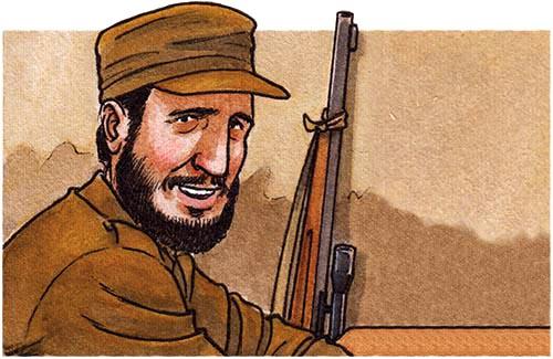14 Fidel Castro