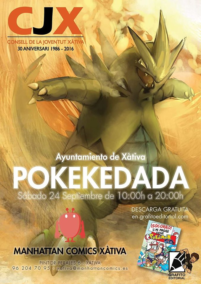 POKEKEDADA manhattan XATIVA