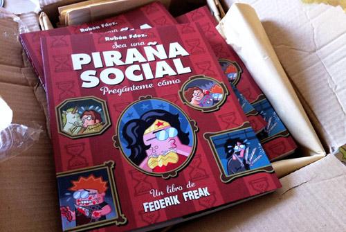 Piraña Social Fdez Caramba comic