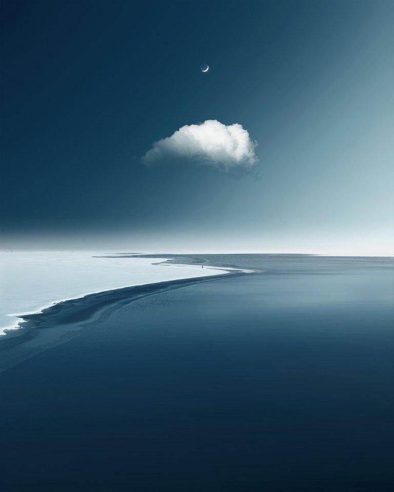 The Smell of Silence #1- Series by Samir Belhamra @Grafixart_photo