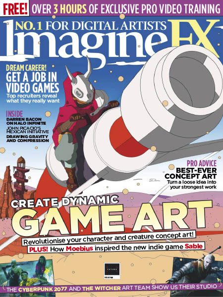 Download] ImagineFX January 2019 Pdf - Grafixfather