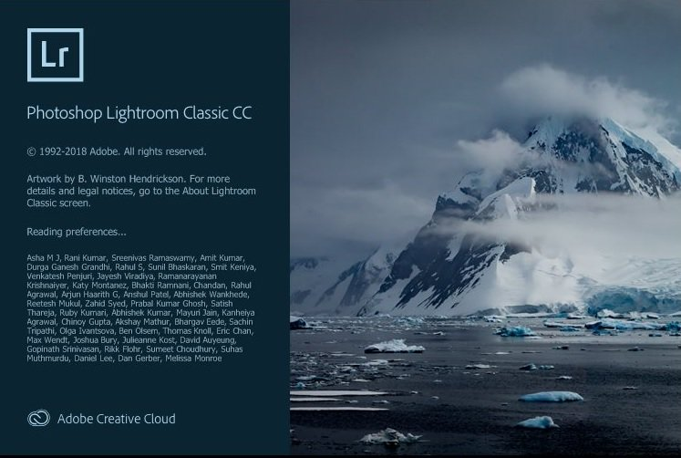 Download] Adobe Photoshop Lightroom Classic CC 2019 Pre