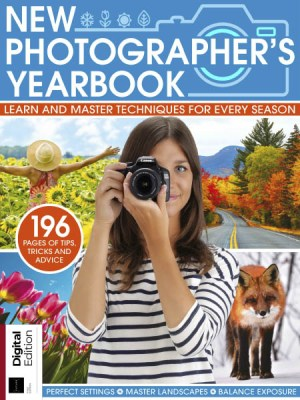 Future Series New Photographer's Yearbook, First Edition