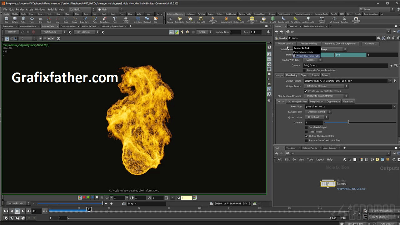 Download] Introduction to Houdini 17 with Robby Branham Free