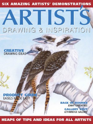 Artists Drawing Inspiration Issue 34 2019