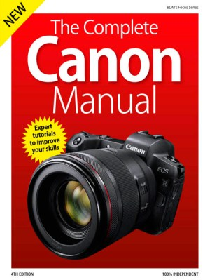 The Complete Canon Manual 4 Ed 2019