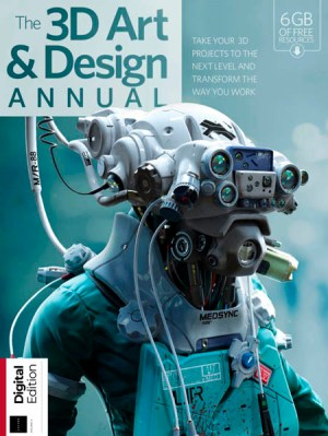3D Art And Design Annual Vol. 4