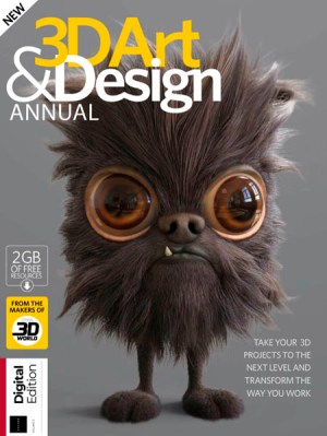 3D Art And Design Annual Vol. 5