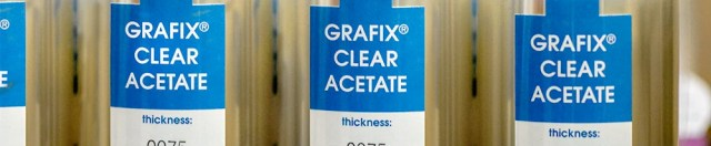 Is Acetate an archival grade film?