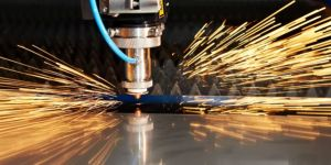 Laser Fabrication example