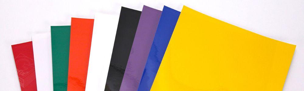 Cling Vinyl Sheets