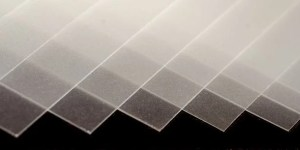 Plastic sheets of Polypropylene