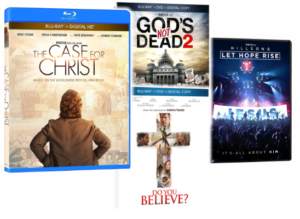 The Case for Christ DVD Spark Prize