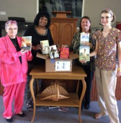 August Blessing Box Winners