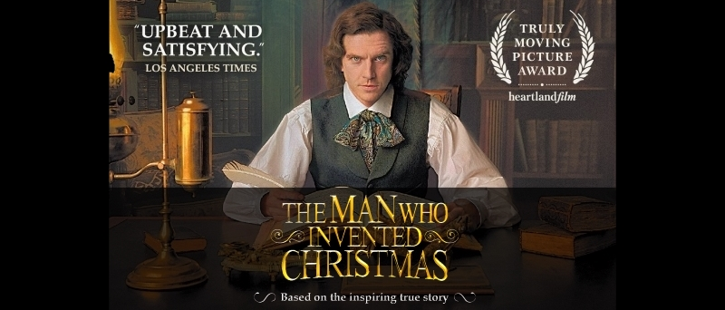 The Man Who Invented Christmas Release Date.Congratulations To Our Latest Spark Winners The Man Who