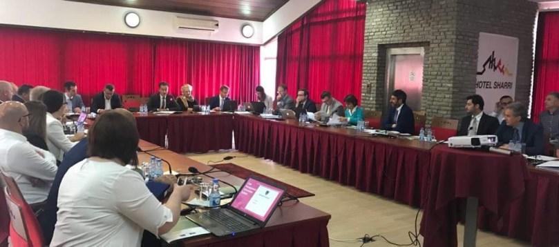Workshop in Kosovo