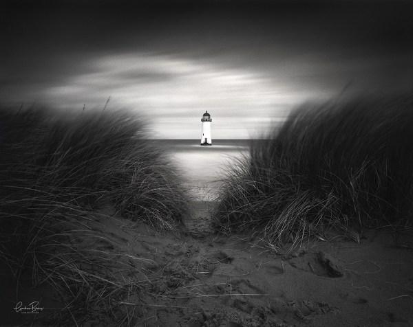 Talacre, Point of Ayr Lighthouse 5x4