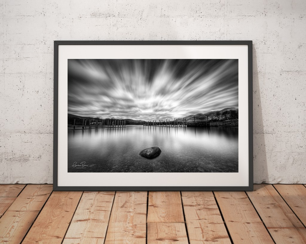 Keswick clouds, Keswick, Derwentwater, Lake District Graham Binns Photography