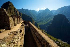 Architecture of the Sky I Peru Machu Pichu