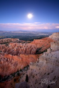 Bryce Canyon National Park Moonlight
