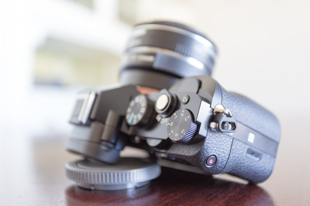 Sony A7R Design and Durability