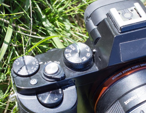 Sony A7R Durability and Design Closeup