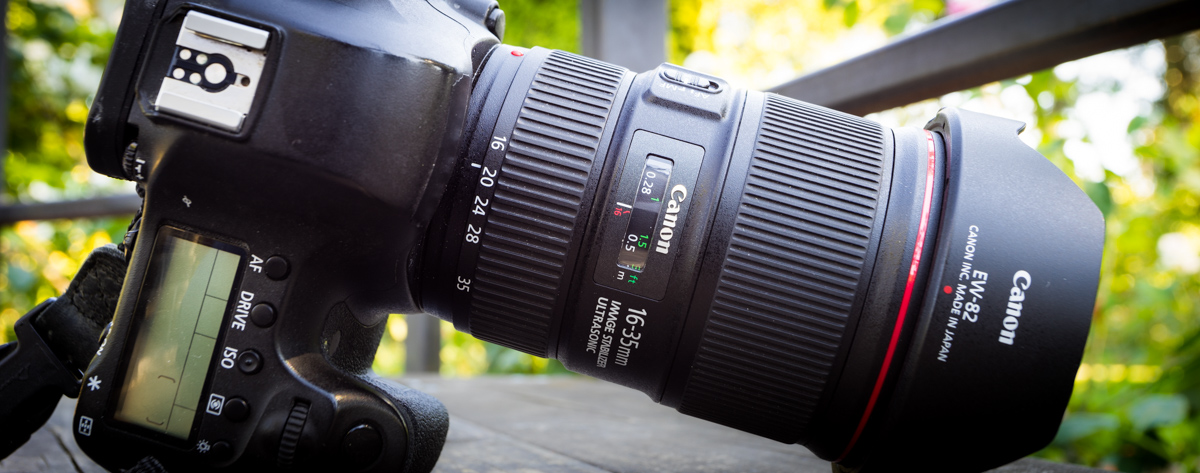 Canon 16-35 F4 Review with Canon 6D