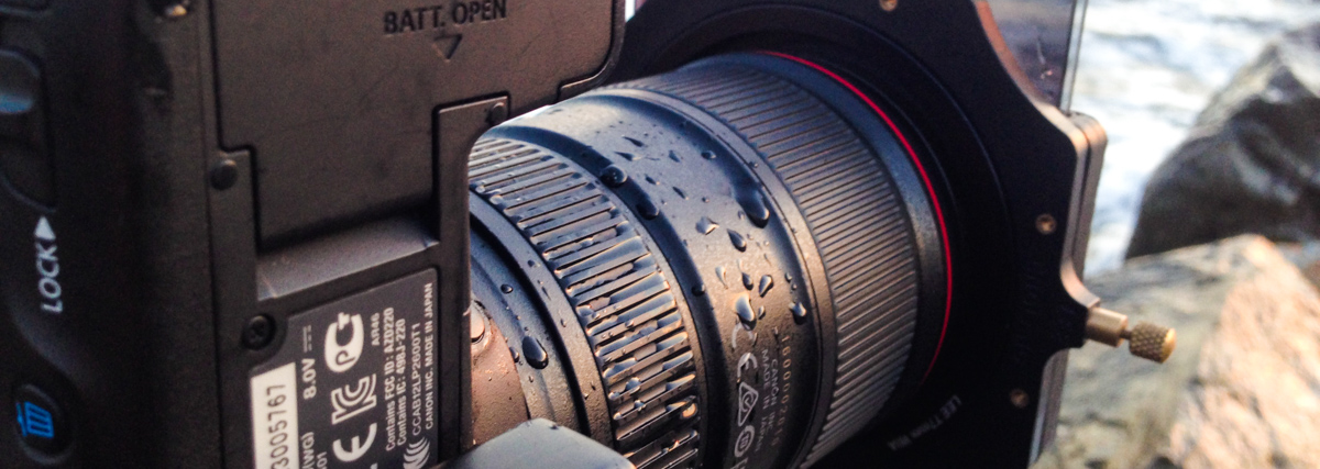 Canon 16-35 F4 Weather-sealing