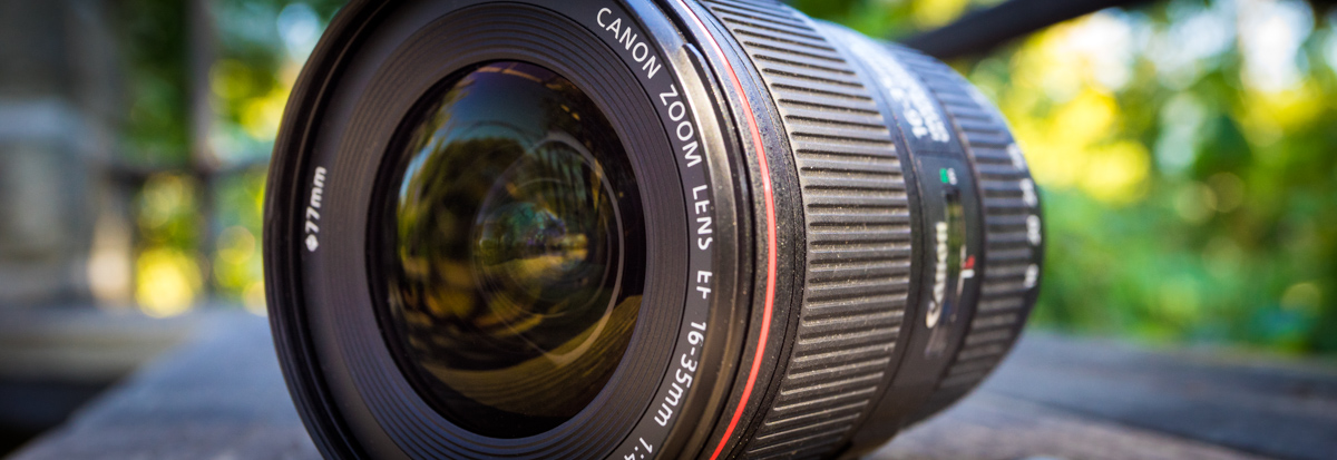 Canon 16-35mm F4 IS without camera body standalone
