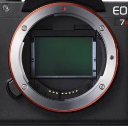 Canon EF mount