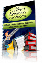 Content Creation Book Cover